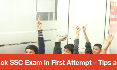 How to Crack SSC Exam in First Attempt – Tips and Strategy