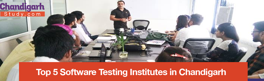 Top 5 Software Testing Institutes in Chandigarh
