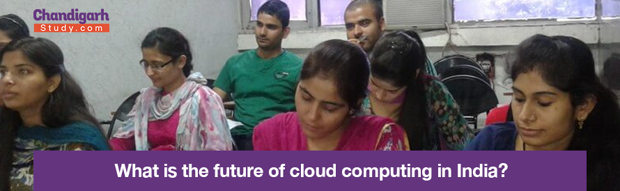 What is the future of cloud computing in India?