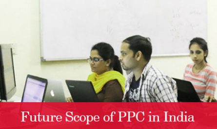 Future Scope of PPC in India