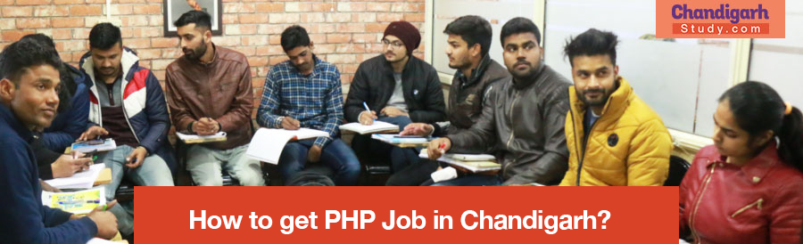 How to get PHP Job in Chandigarh?