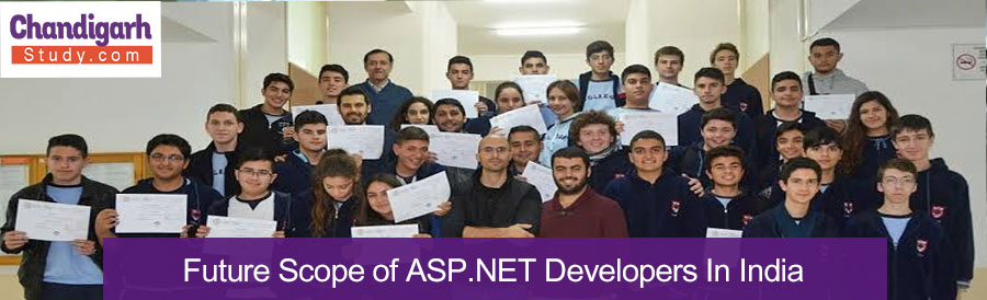 Future Scope of ASP.NET Developers In India