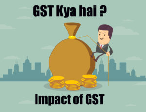 Impact of GST (Goods and Services Tax) in India