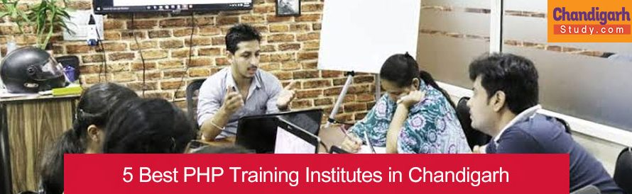 5 Best PHP Training Institutes in Chandigarh