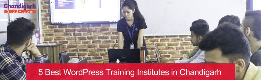 5 Best WordPress Training Institutes in Chandigarh