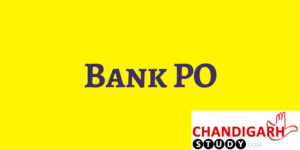 Best Bank PO Coaching Institutes in Chandigarh
