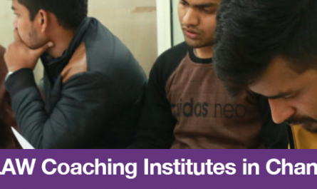 Best LAW Coaching Institutes in Chandigarh