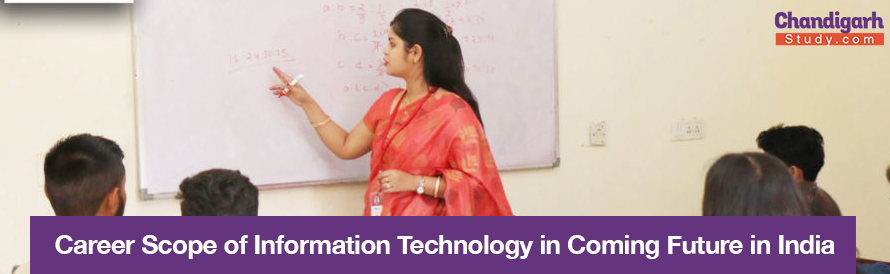Career Scope of Information Technology in Coming Future in India