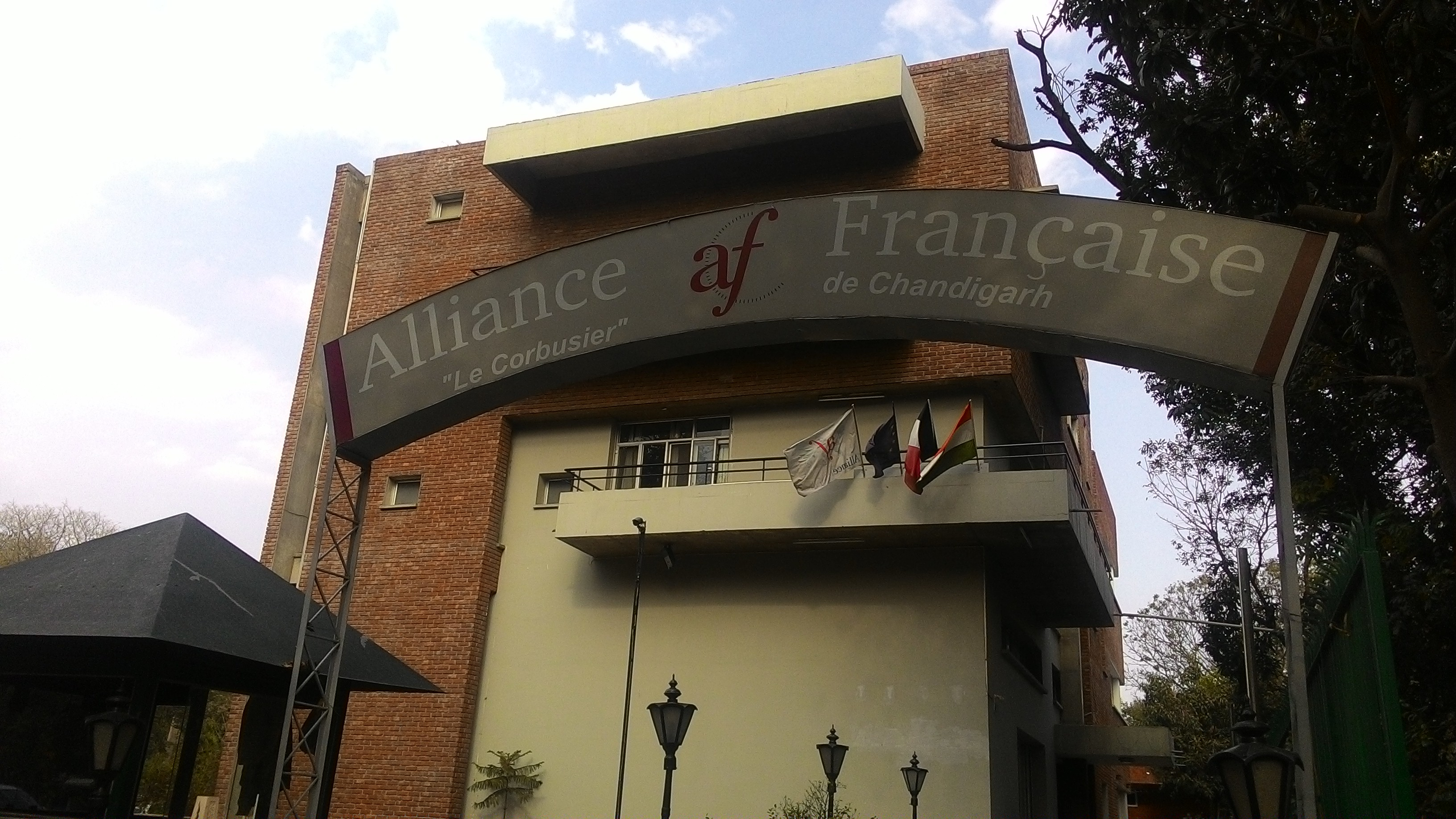 Alliance Francaise de chandigarh