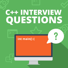 Top 50 C++ Language Interview Questions and Answers