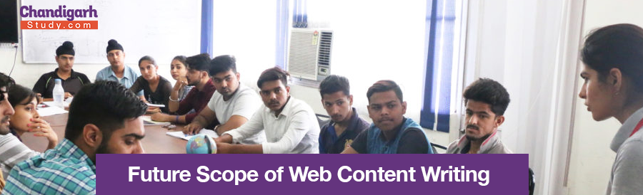 Future Scope of Web Content Writing