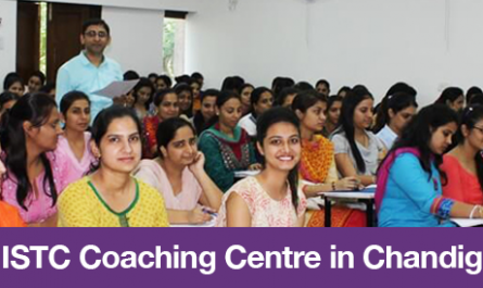 Top 5 ISTC Coaching Centre in Chandigarh