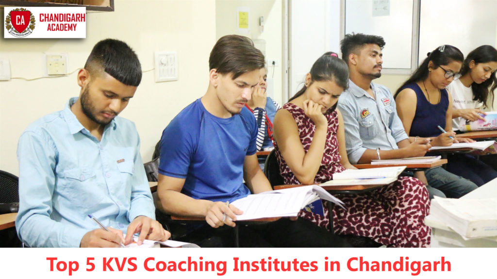 Top 5 KVS Coaching Institutes in Chandigarh