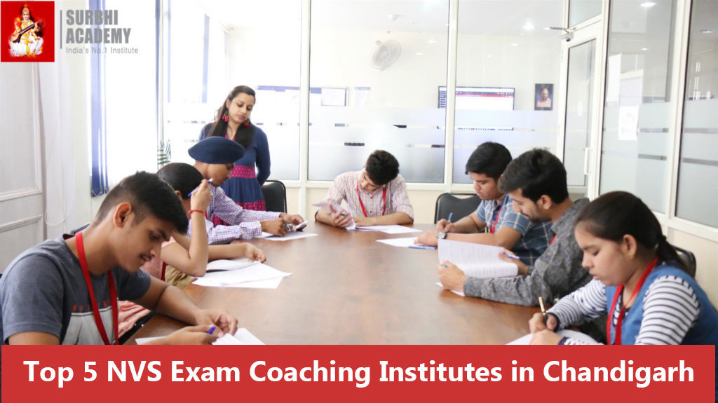 Top 5 NVS Exam Coaching Institutes in Chandigarh
