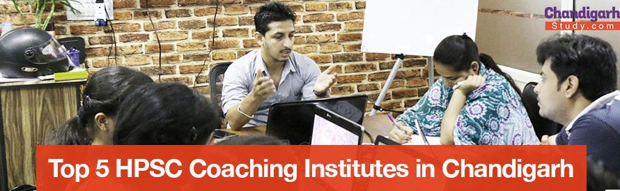 Top 5 HPSC Coaching Institutes in Chandigarh