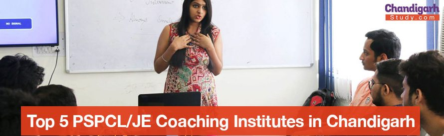 Top 5 PSPCL/JE Coaching Institutes in Chandigarh