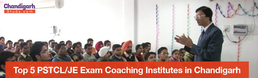 Top 5 PSTCL/JE Exam Coaching Institutes in Chandigarh