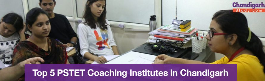 Top 5 PSTET Coaching Institutes in Chandigarh