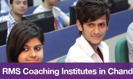 Top 5 RMS Coaching Institutes in Chandigarh