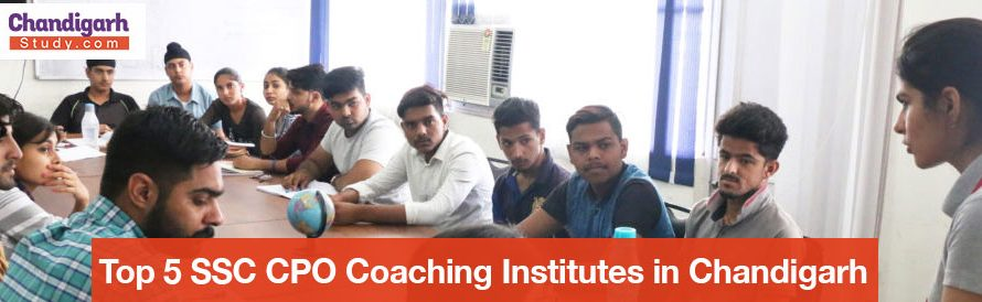 Top 5 SSC CPO Coaching Institutes in Chandigarh