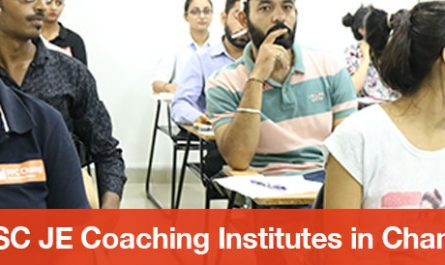 Top 5 SSC JE Coaching Institutes in Chandigarh