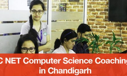 Top 5 UGC NET Computer Science Coaching Institutes in Chandigarh