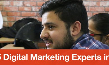 Top 5 Digital Marketing Experts in India
