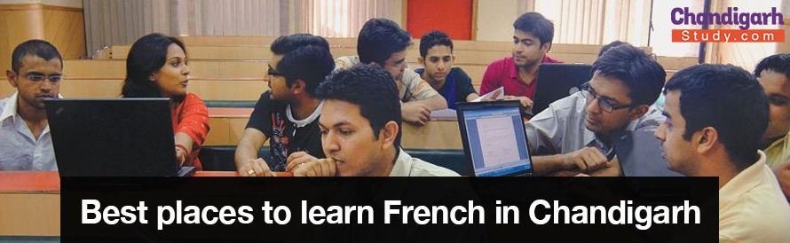 Best places to learn French in Chandigarh