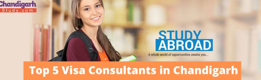 Top 5 visa consultants in Chandigarh