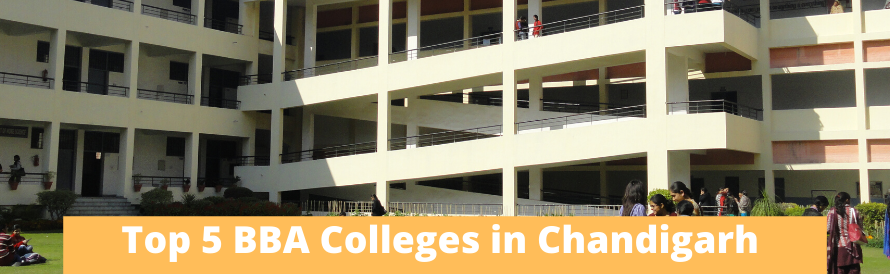 Top 5 BBA Colleges in Chandigarh