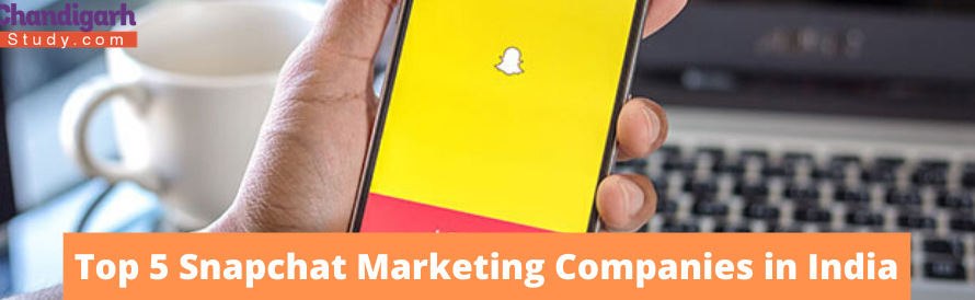 Top 5 Snapchat Marketing Companies in India