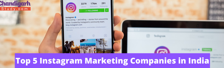 Top 5 Instagram Marketing Companies in India