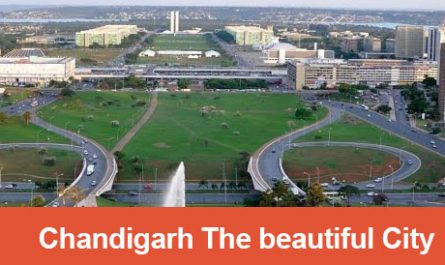 Chandigarh The beautiful City