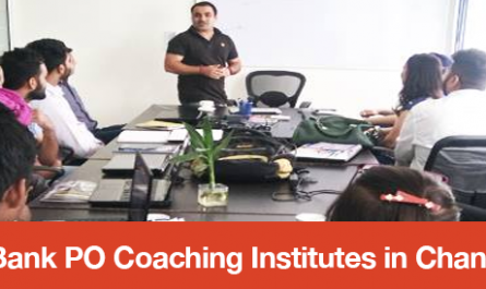 Top 5 Bank PO Coaching Institutes in Chandigarh