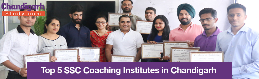 Top 5 SSC Coaching Institutes in Chandigarh