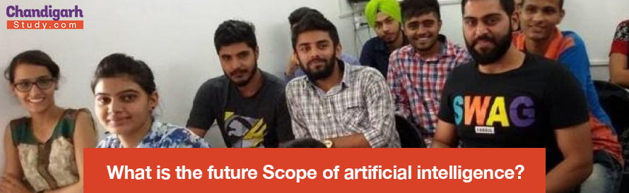 What is the future Scope of artificial intelligence?