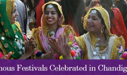 Famous Festivals Celebrated in Chandigarh