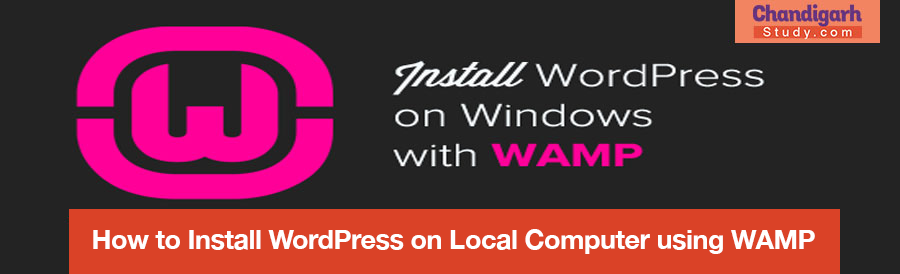 How to Install WordPress on Local Computer using WAMP