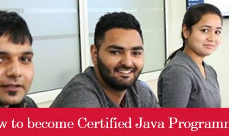 How to become Certified Java Programmer