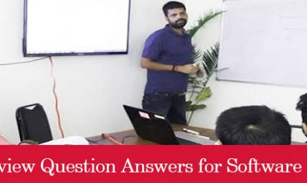 Top 10 Interview Question Answers for Software Testing Jobs