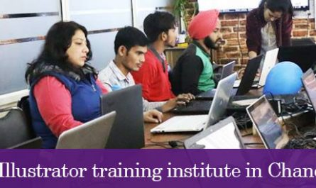 Top 5 Illustrator training institute in Chandigarh