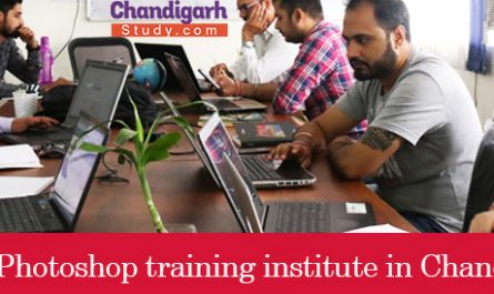 Top 5 Photoshop training institute in Chandigarh