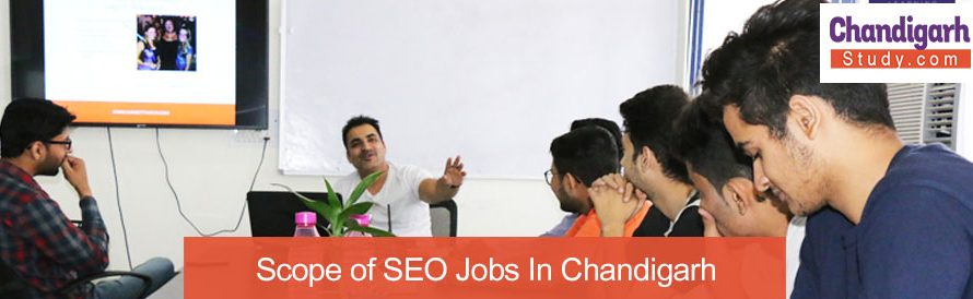 Scope of SEO Jobs In Chandigarh