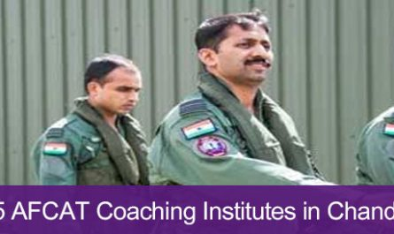 Top 5 AFCAT Coaching Institutes in Chandigarh