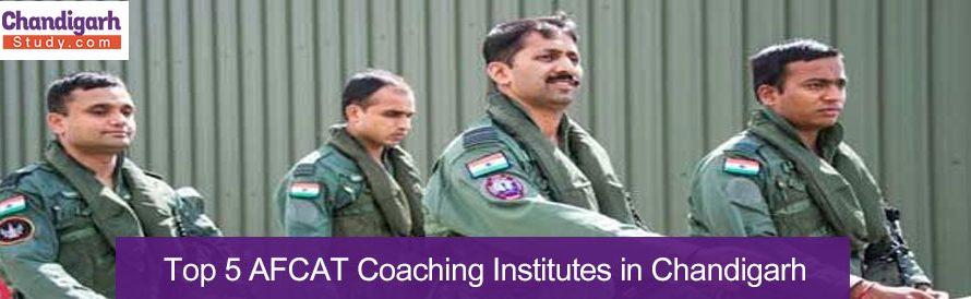 Top 5 AFCAT Coaching Institutes in Chandigarh