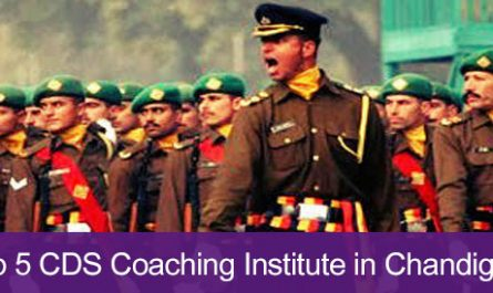 Top 5 CDS Coaching Institute in Chandigarh