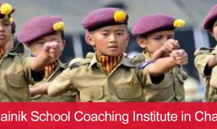 Top 5 Sainik School Coaching Institute in Chandigarh