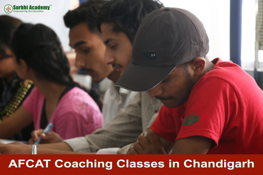 AFCAT Coaching Classes in Chandigarh