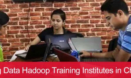 5 Best Big Data Hadoop Training Institutes in Chandigarh