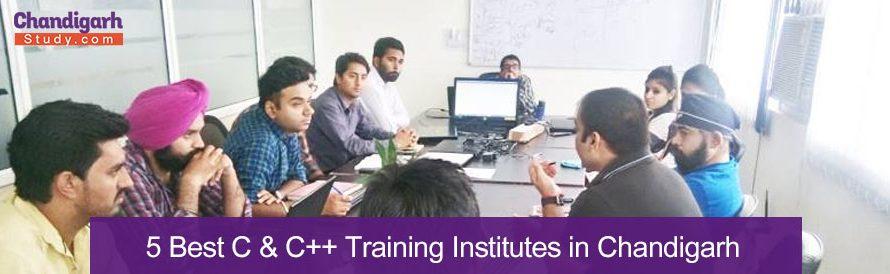 5 Best C & C++ Training Institutes in Chandigarh